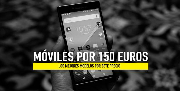 smartphones 150 euros