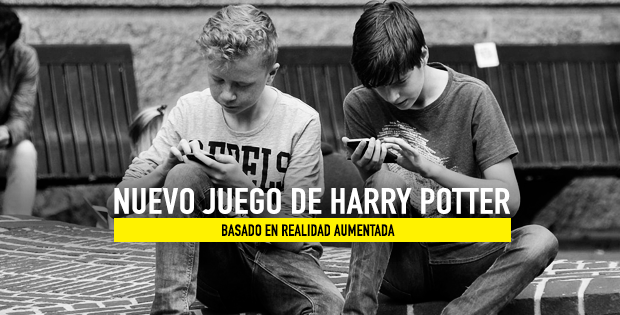 harry potter realidad aumentada