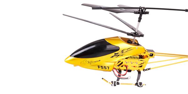 Drone helicóptero