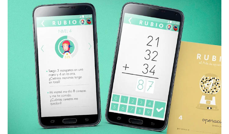 app cuadernos rubio