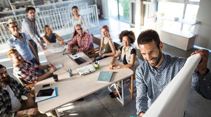 Beneficios de realizar un status con tu equipo de trabajo