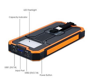 Los mejores cargadores solares para tu smartphone