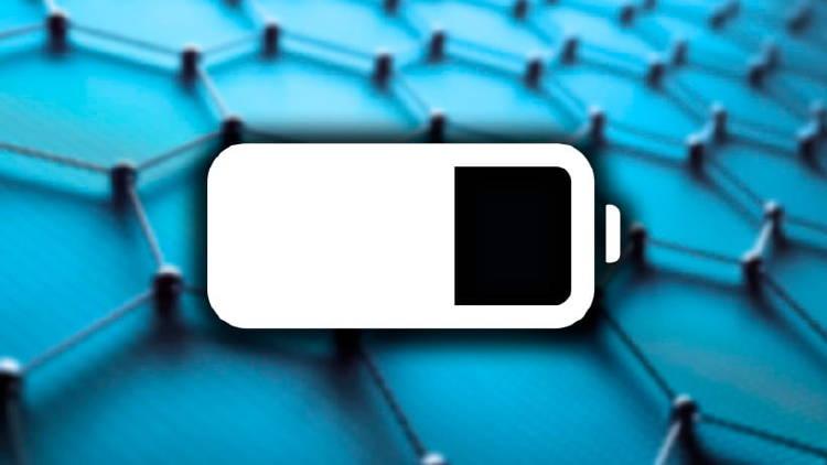 baterias de grafeno