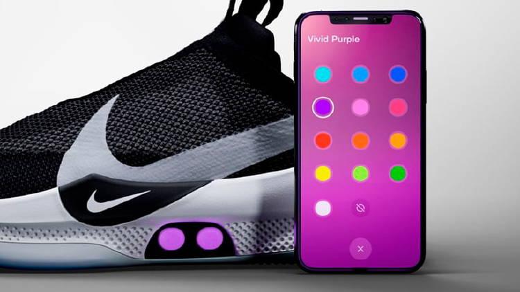 Nike Hyperadapt: Las zapatillas del futuro