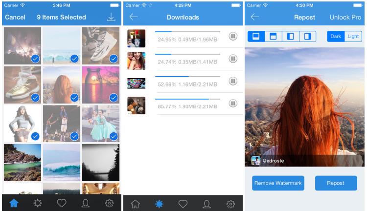 Cómo descargar fotos y vídeos de Instagram | Instagrab