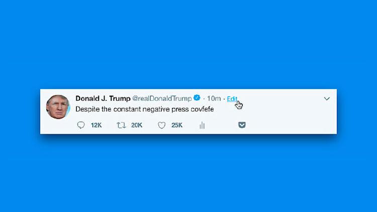 editar tweets