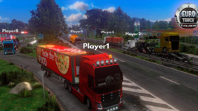 juego simulador camiones movil