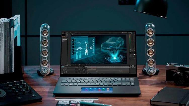 ZenBook Pro 15 ordenador portatil