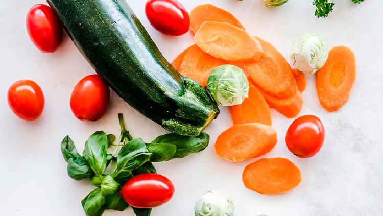 comida color