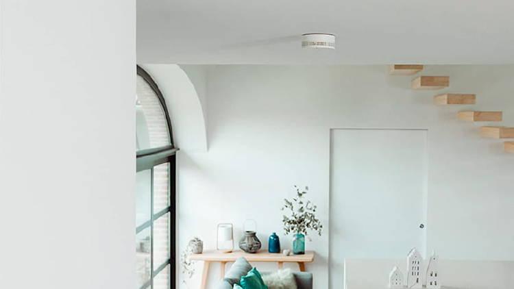 detector humo hogar inteligente