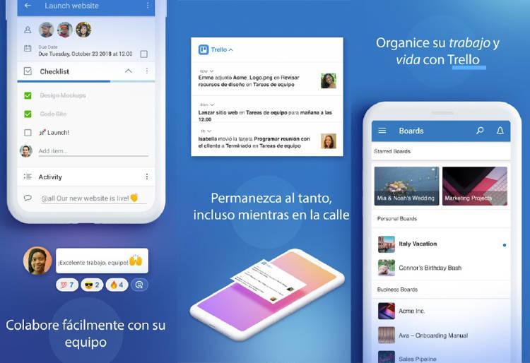 Apps organizar tareas y listas