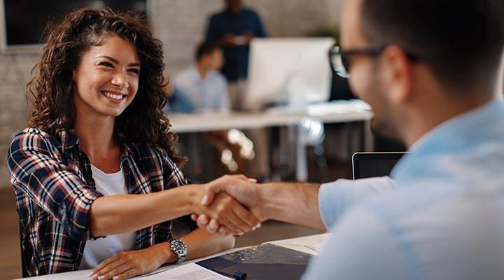 Señales de que has bordado una entrevista de trabajo