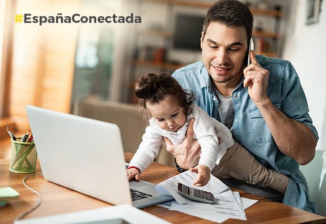España Conectada entrevista tecnología Grupo  MASMOVIL