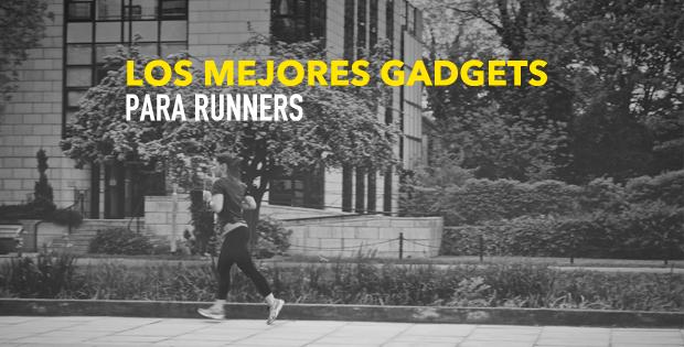 Conoce estos gadgets para correr