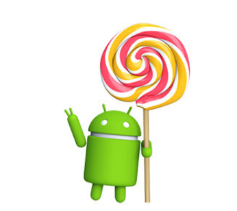 Android piruleta