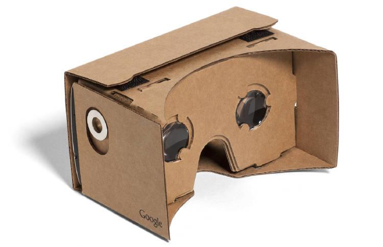 gafas de realidad virtual baratas | cardboard