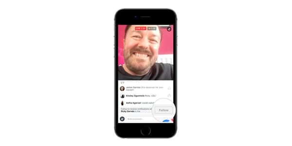 cómo publicar un video en directo en Facebook
