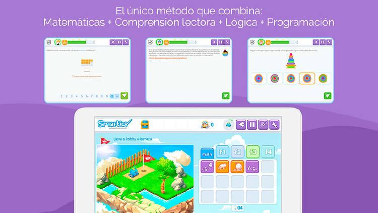 juegos apps aprender matemáticas primaria