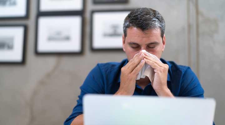 ¿Autónomo contagiado por coronavirus?: líneas de actuación