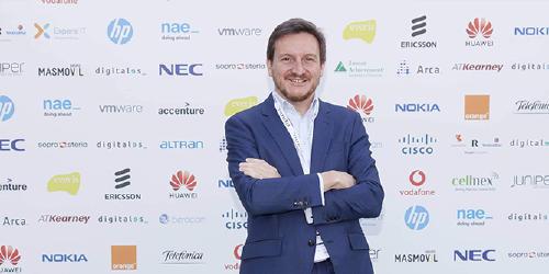 Pablo Freire, Director de Estrategia de Grupo MASMOVIL