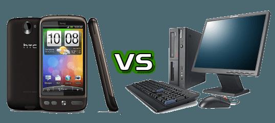 Smartphone-vs-PC