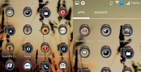 iconos móvil | 1 camera