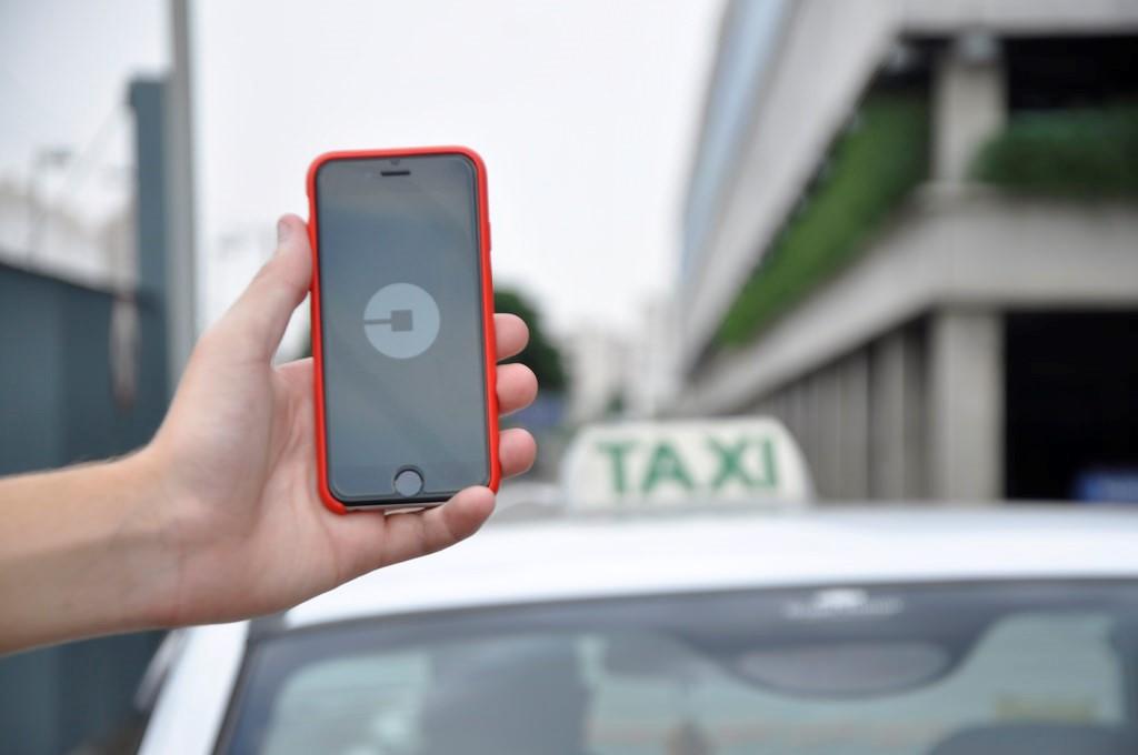 uber la empresa colaborativa de transporte