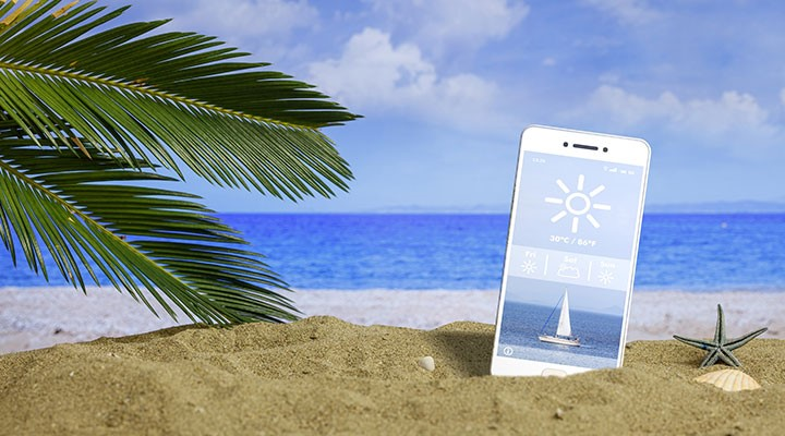 apps tiempo playa