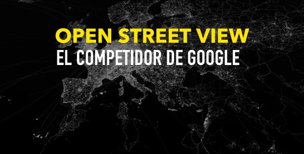 Open Street View, el competidor de Google