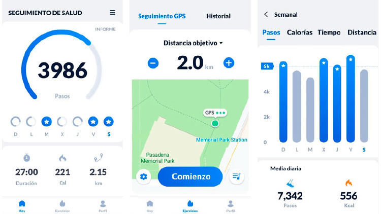 app pasos android