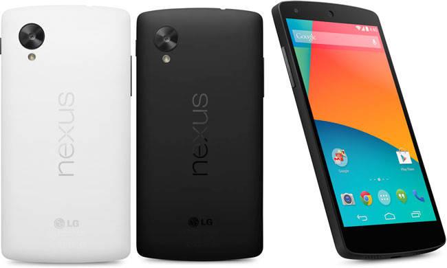 mejor móvil calidad-precio | nexus 5
