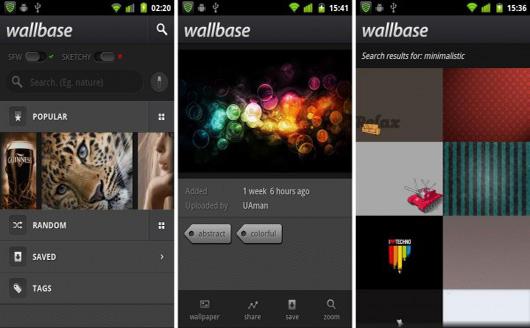 Los mejores fondos de pantalla para Android, iPhone y iPad | Wallbase