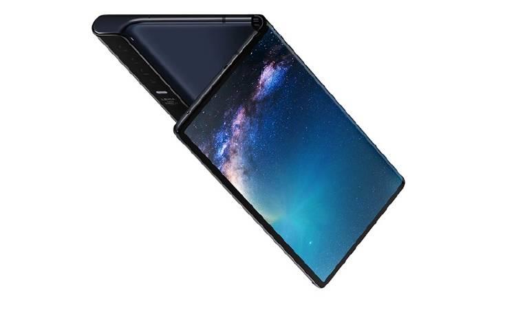 Huawei Mate X llegará en octubre 2019