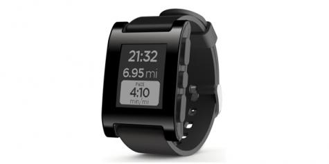 mejor smartwatch - pebble watch