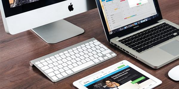 configurar monitores mac