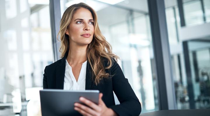¿Cuál es el perfil de la mujer emprendedora en España?