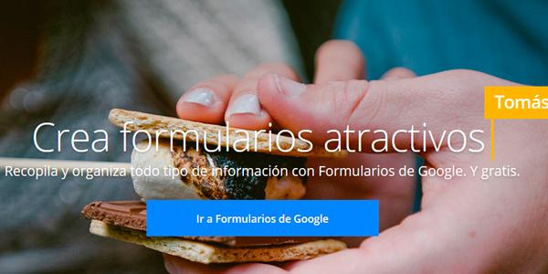 formulario | trucos de google drive