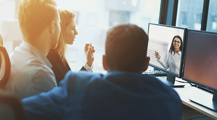 Nuevas formas de comunicarse en la red profesionalmente gracias a Webinar