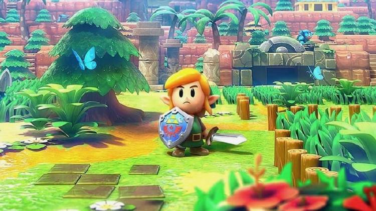 Primeras opiniones de The Legend of Zelda: Link's Awakening