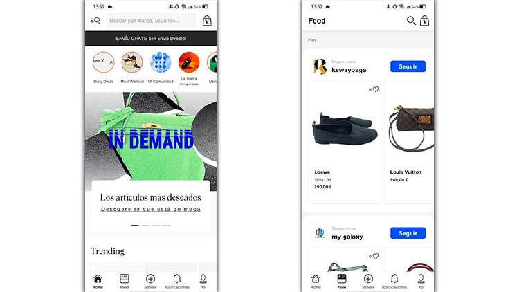 apps vender ropa