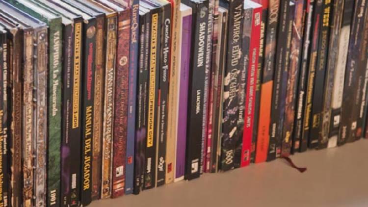 libros rol historias