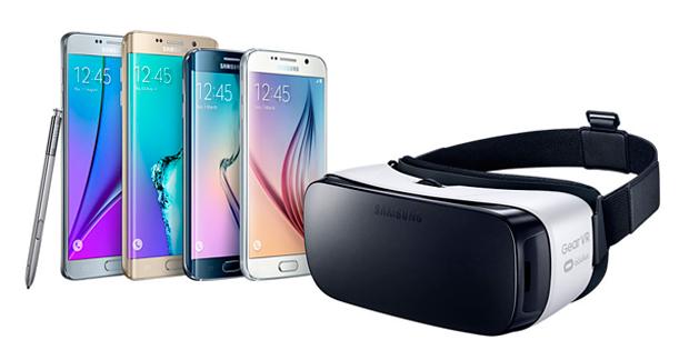 samsung-vr, las mejores gafas virtuales para Samsung