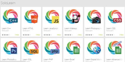 apps para programar