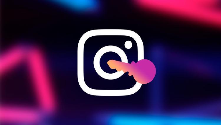 llave contraseña instagram