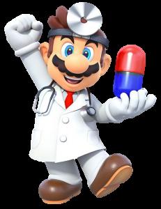 Doctor Mario en twitter