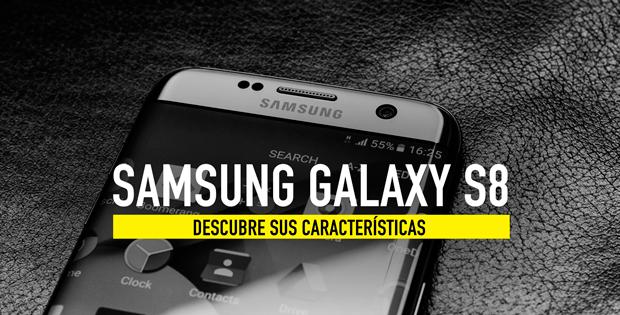 Características Samsung Galaxy S8
