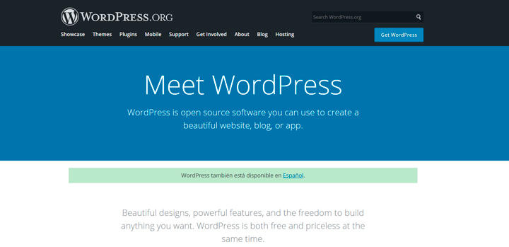 Errores wordpress