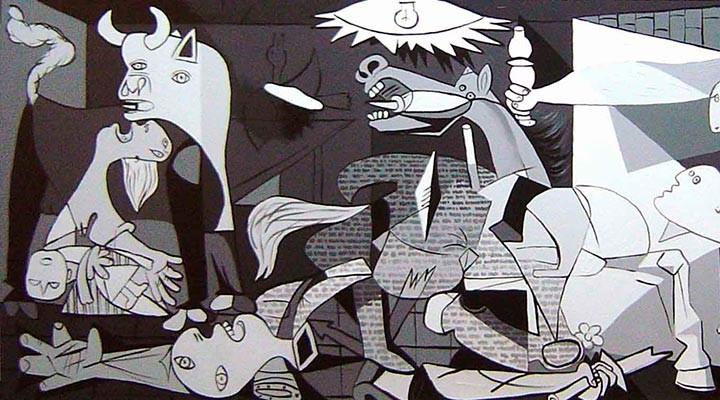Cuadro Picasso