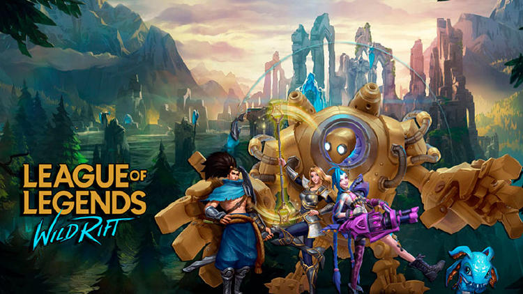 juegos movil league of Legends