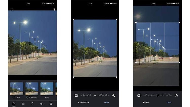 cambiar tamaño fotos movil